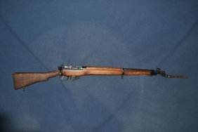 British Enfield No. 4 Mk I 303cal Bolt Action Rifle,