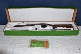 Remington Model 870 Magnum Wingmaster 12ga Pump