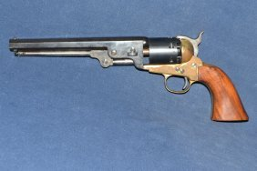 Eig Navy 36cal. Black Powder Revolver, S#7438