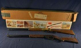 Sears Centennial Bb Gun With Original Box, Red Ryder Bb