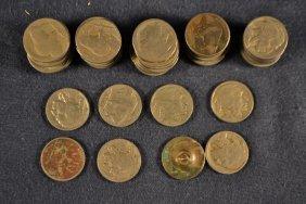 60 Buffalo Nickels