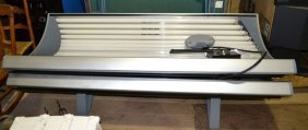 Wolff System Solar Storm 32c Tanning Bed