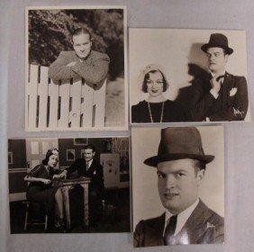 BOB HOPE PORTRAITS AND PUBLICITY PHOTOS (4)