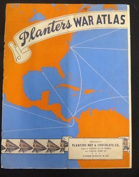 Planter's Advertising War Atlas
