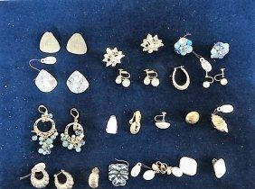 Vintage Earring Lot
