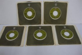 Warner Bros 45's Liberace's Own Records (5)