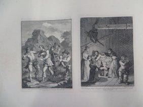 William Hogarth Engravings & Etchings (3)