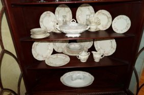 Syracuse China Partial Dinner Service