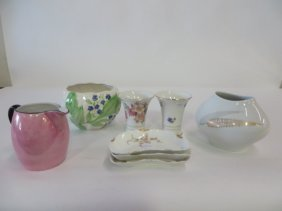 Collector's Lot Of Antique China