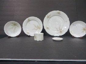 Bavarian Porcelain Dinner Service (86 Pcs)copy From