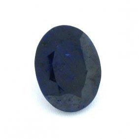 APP: 3.3k 48.70CT Oval Cut Sapphire Gemstone