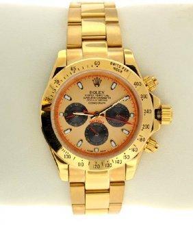 *Rolex Daytona Superlative Chronometer Men's Watch
