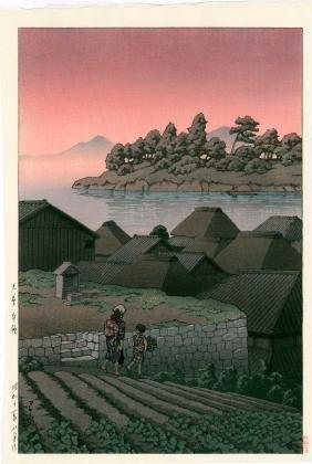 Hasui Kawase: Amakusa
