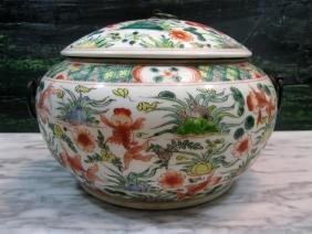 Lot Asian Porcelain & Ceramics