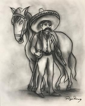 Diego Rivera: Drawing
