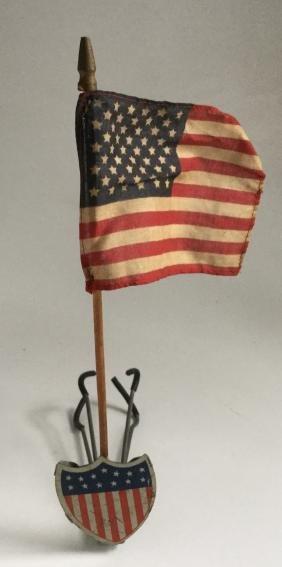 Flag Shield Flag Holder