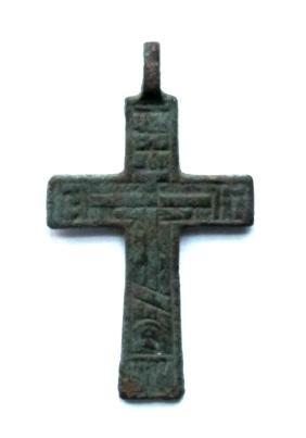 Russian Cross, 16-17th C