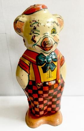 """""""This Little Piggy"""" Wind Up Toy"""