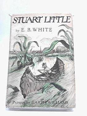 Stuart Little Hardcover Book 1945