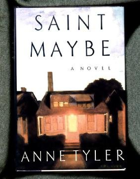 Saint Maybe By Anne Tyler Signed