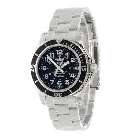 Breitling Superocean Ii Stainless Steel Automatic Watch