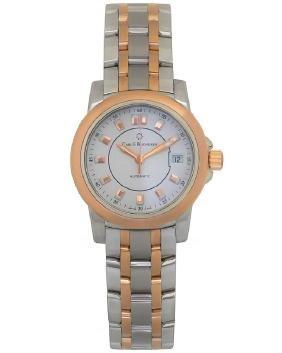 Carl F. Bucherer Patravi 18k Rose Gold & Steel Watch
