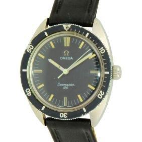 Vintage Omega Seamaster 120 Divers Watch