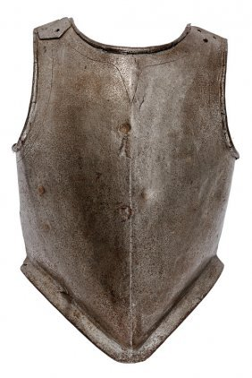 A Heavy Breast Plate