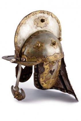 A Hussar's Helmet Model