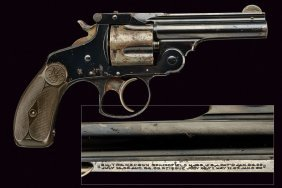 S&w 32 Double Action Fifth Model Revolver
