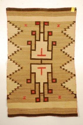 1930's Navajo Rug