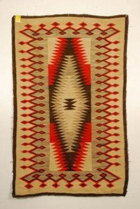 1930s Navajo Rug