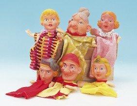 Kasperle Theater Figuren