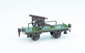 M�RKLIN/MARKLIN Kanonenwagen 1999/0