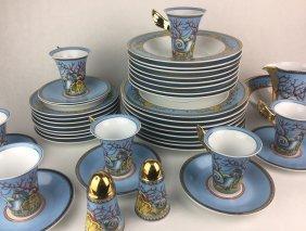 Fabulous Versace Les Tresors De La Mer Fine Porcelain