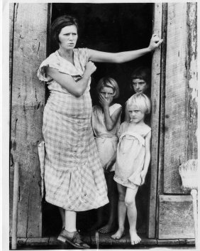 Arthur Rothstein, Share Cropper's Wire, Arkansas