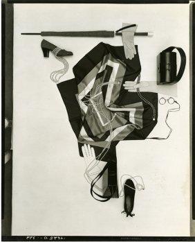 Herbert Matter, 5 Experimental Designs, Fashion