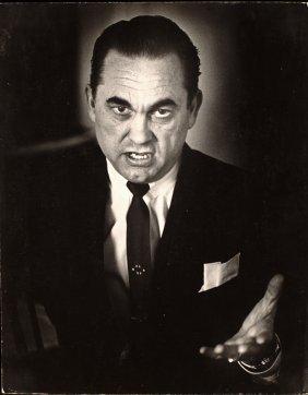 John Collier, 2 Dramatic Photos George Wallace, 1946