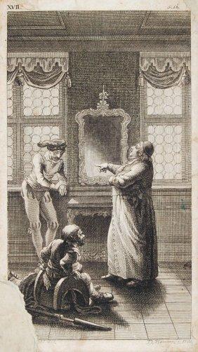 Daniel Nicolaus Chodowiecki, 32 Illustrationen. 2n