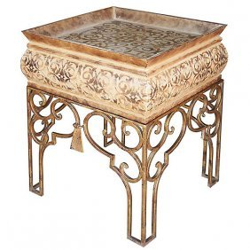 Noblesse Accent Table