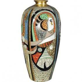 Large Picasso Vase