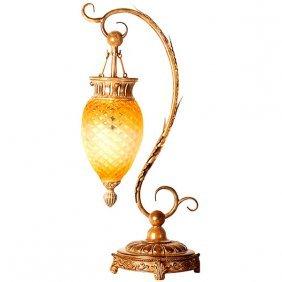 Serpentine Pendant Lamp