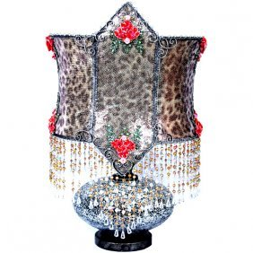 Chic Boutique Table Lamp