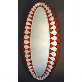 *po*melange Petal Mirror