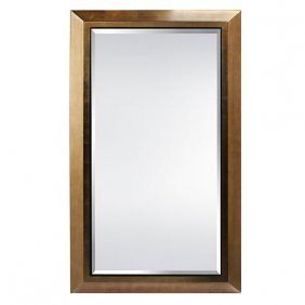 The Grand Float Mirror -gold Free Shipping