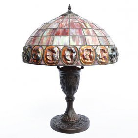 Turtle Back Table Lamp Free Shipping