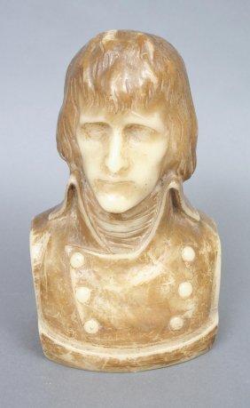 Wax Bust Of Napoleon