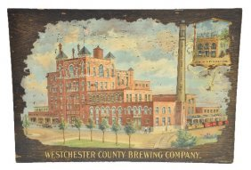 Early Westchester Brewing Co. Beer Sign