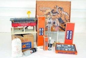 7 Boxed Lionel Accessories