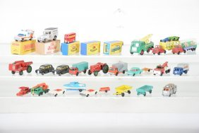 Assorted Matchbox And Other Diecast Vehicles
